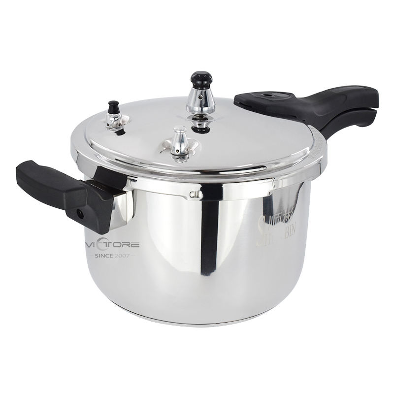 Popular High Quality Stainless Steel Pressure Cooker 3L to 13L
