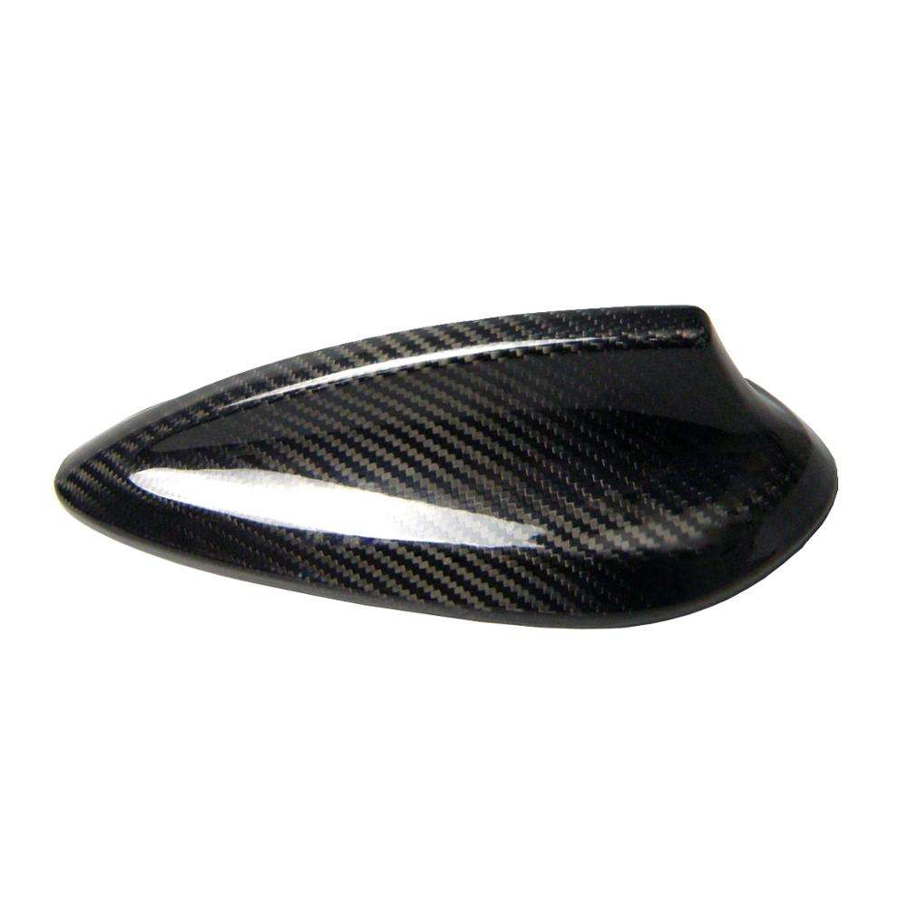 Real Carbon Fiber Shark Fin Antenna Cover For BMW E90 E92 F20 F30 F10 F34 G30 F15 F16 F21 F45 F01 Carbon Fiber Antenna Cover