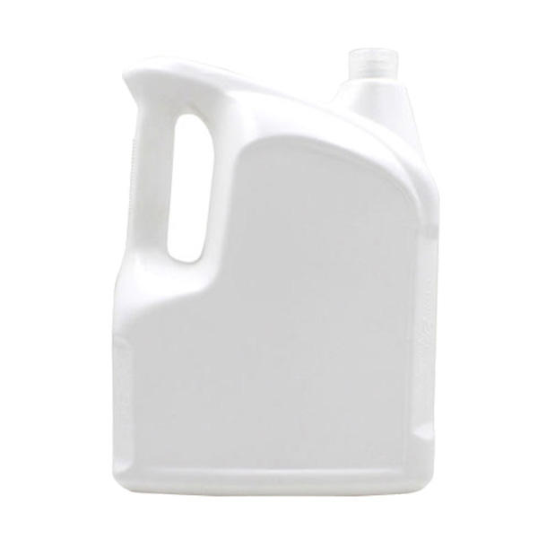 5 Liter Customized Hdpe Chemical Liquid Plastic Engine Motor Oil Lubricant Bottle