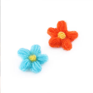 New Design Flower Hair Clip Sweet Elastic Hair Band For Little Girls Fashion Hair Accessories