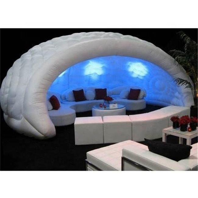New Design Inflatable Igloo , Inflatable Air Dome Tent for Sale