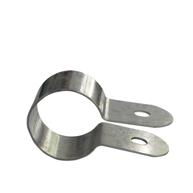 Galvanized Steel Round Embrace Clamps Skyplant Connecting Pipe Clamp Connection Galvanized Pipe Clamp For Greenhouse