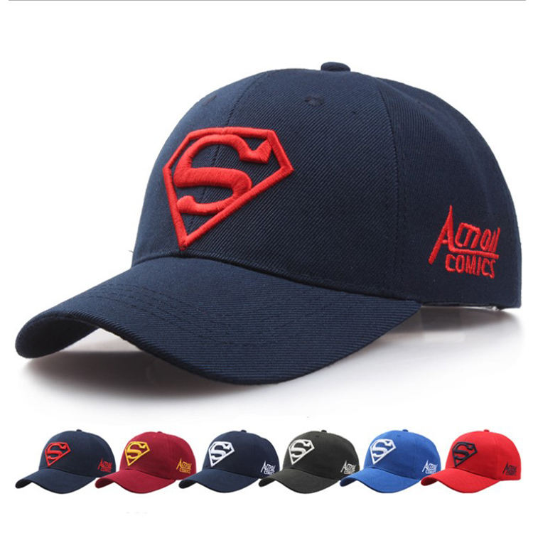 Man 6 Panel Factory Adjustable Fashion Applique Hat Sport Logo Baseball Cap