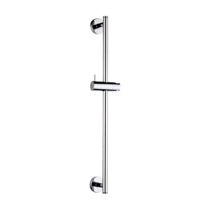 Factory wholesale Flexible Holder Wall Mounted Chromed Plated Stainless Steel Sliding Bar shower manufacturer