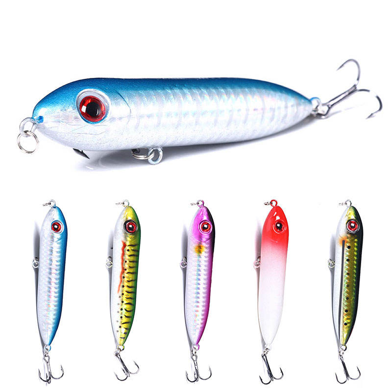 140mm Good Price factory hot pencil fishing lures Floating big pencil lure