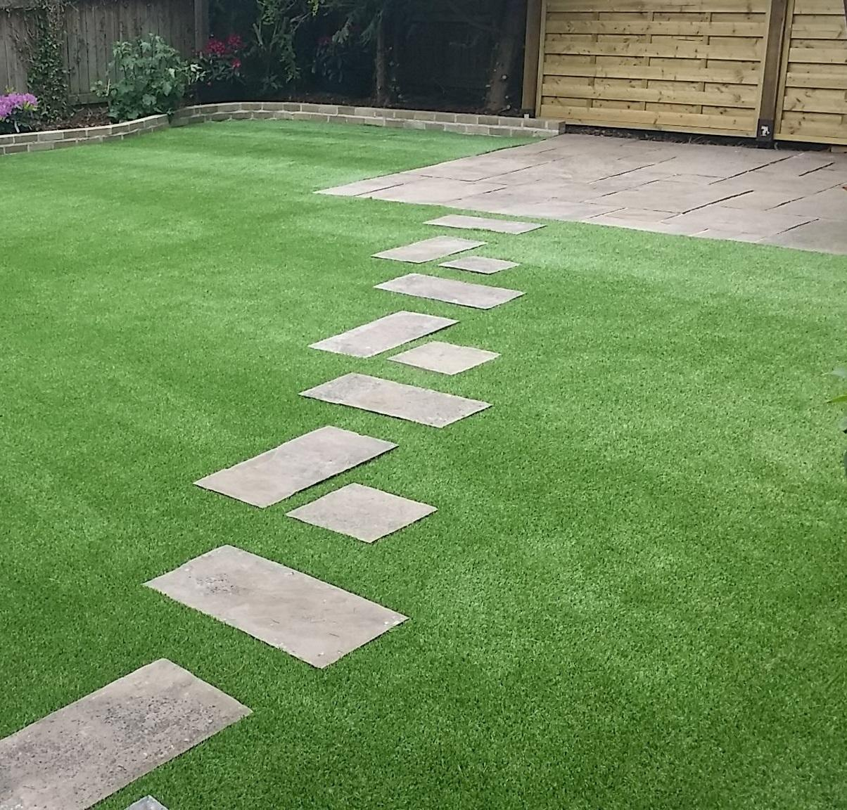 Synthetic Grass for Garden Cheap Artificial Grass Carpet Landscape