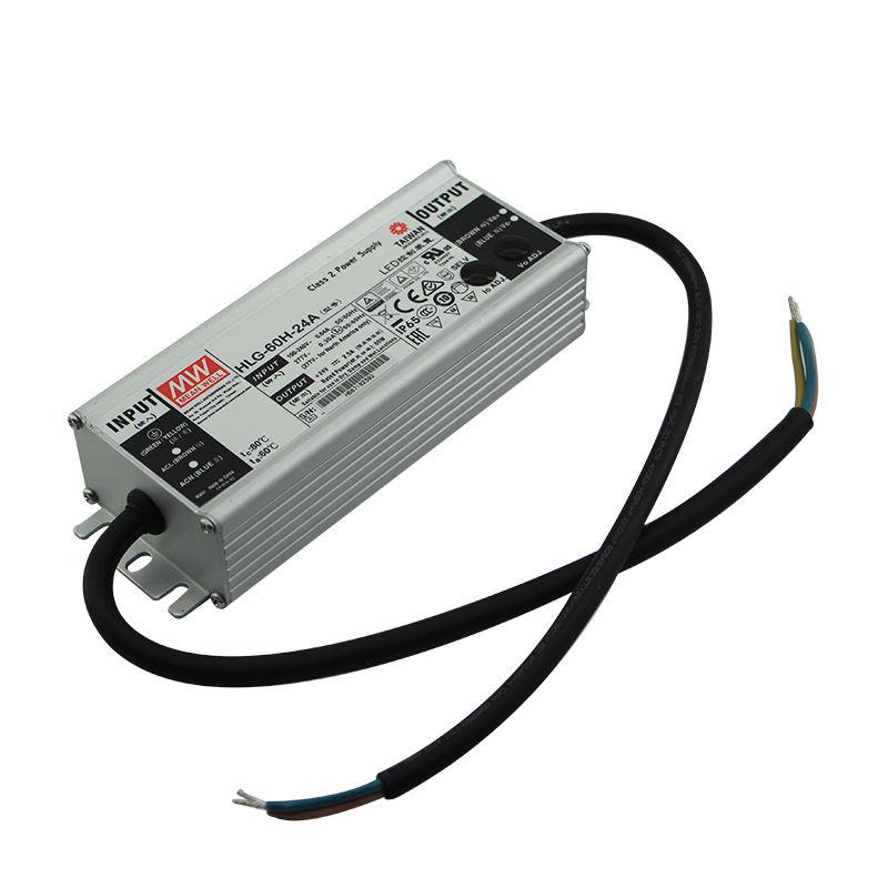 Input: 90~264VAC Mean Well PLP-45-12 LED Power Supplies CC 45.6W 9-12V 3.8A PFC 127~370VDC