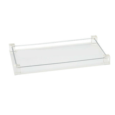 New products hotel acrylic tray for hotel