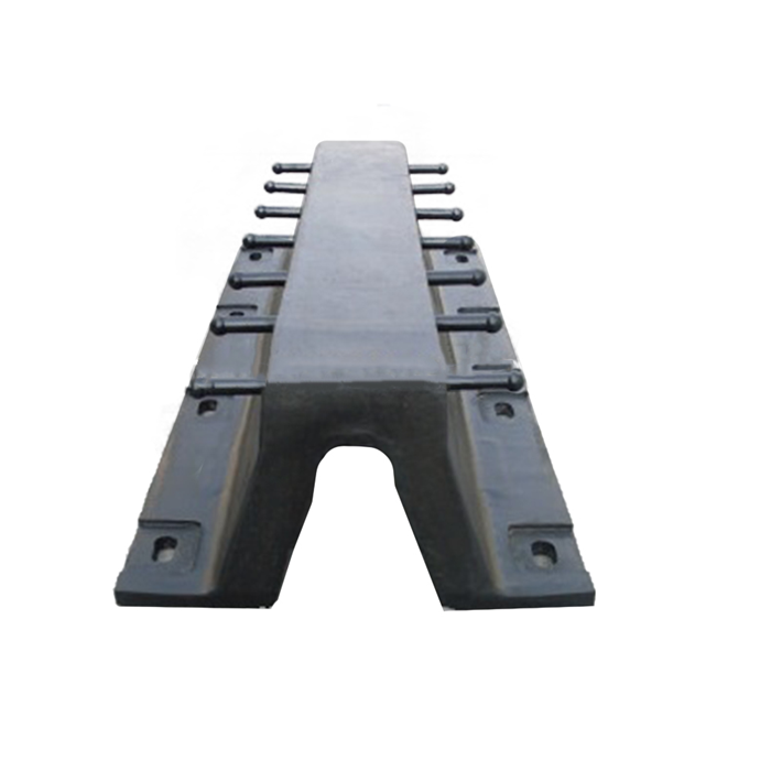 Haigang Rubber Ladder Voor Dock