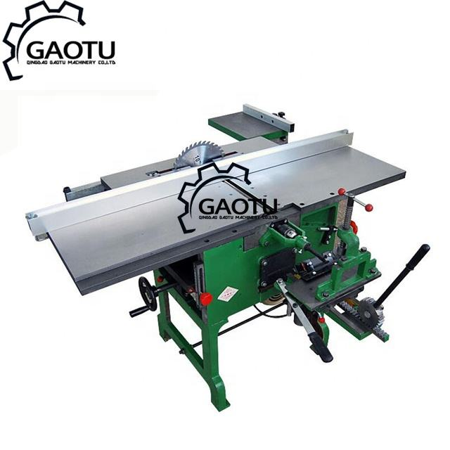 woodworking functions use combination machine