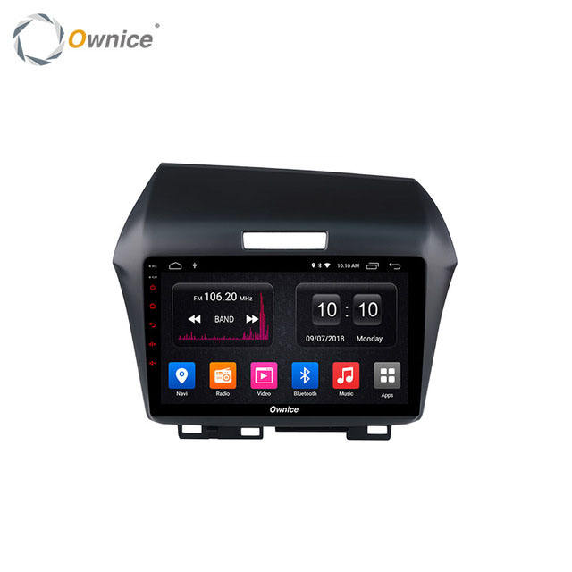 Ownice Android 7.1 8.1 9.0 In-dash 2 Din Car DVD Android Audio For Honda Jade 2013 - 2017