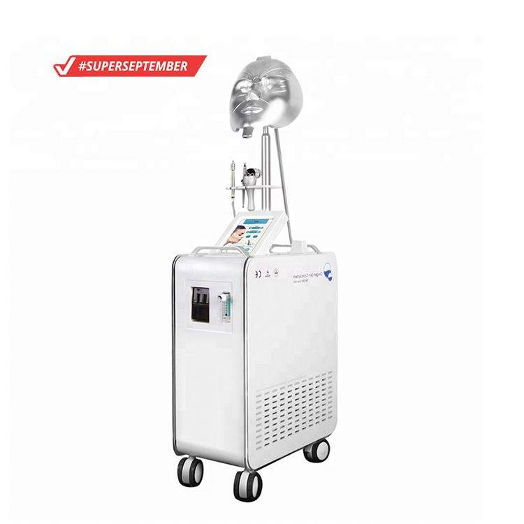 Microdermabrasion Beauty Derma Peel Professional Skin Lightening Hydrogen Water Spa Dead Skin Cells Removal Machine