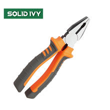2021 diagonal long nose cutting combination plier