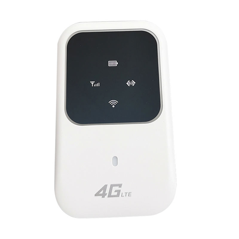 Unlocked 4G OEM E5573 Mobile WiFi Router 2400MA Hotspotポケット4G Wireless Mobile Mifisとの通信のためSIMカードスロット