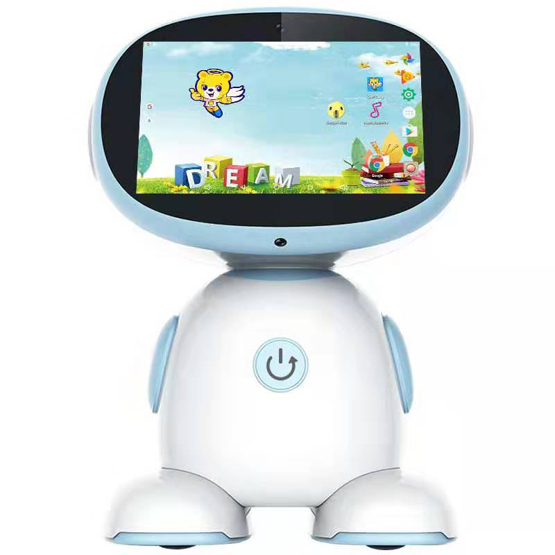 OKAI Factory Custom Educational Toy Robot For Kids Learning Toys Educational Multi Language Student and Kids Learning Machine