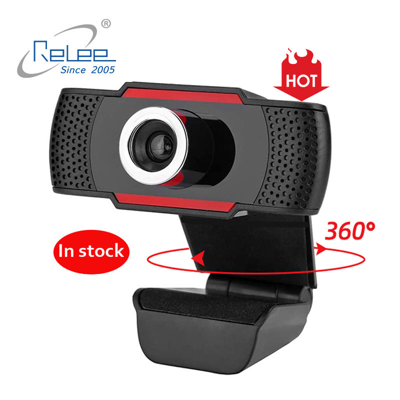 Full HD 1080P Webcam USB Computer Camera PC Digital Web Camera for Student Study Video Calling Working Meeting Online