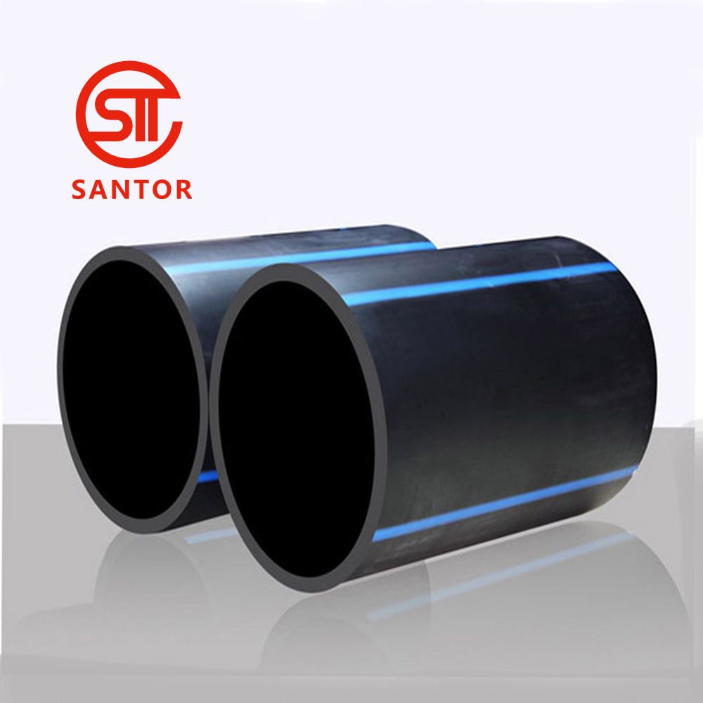 China Supplier plastic polyethylene reliance hdpe pipe price list