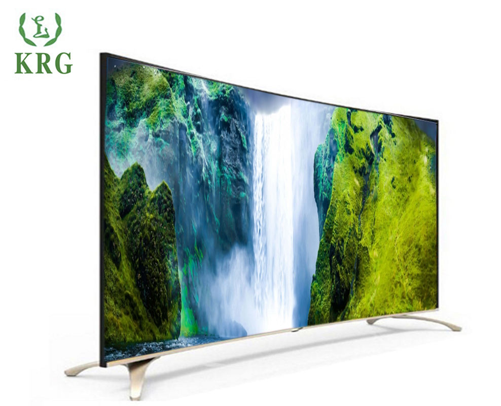 "2020 75 ""QLED 4K Curved <span class=keywords><strong>OLED</strong></span> HD TV inteligente com HDR"