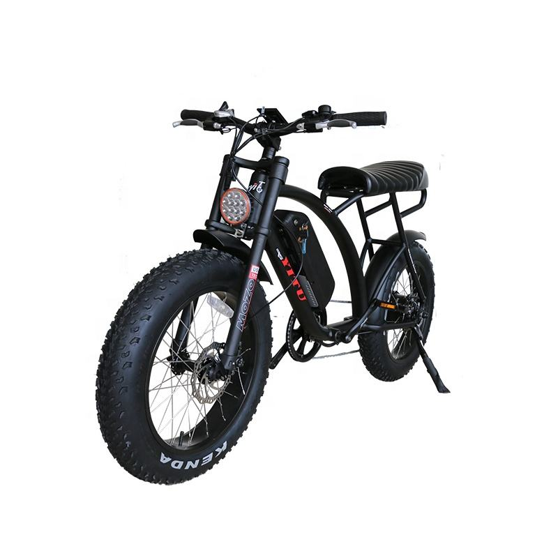 China manufacturer 20inch fat tire electric bike electric dirt bike