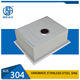 European style stone ledge undermount 18 Gauge stainless steel China supplier 304 handmade modern sink
