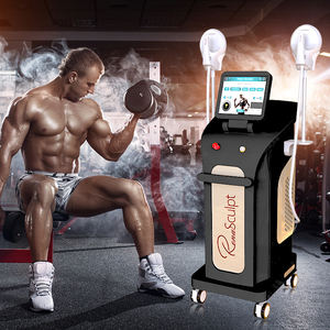 Portable em-sculpt CE approved promotion skin protection beauty electrical muscle stimulation device machine