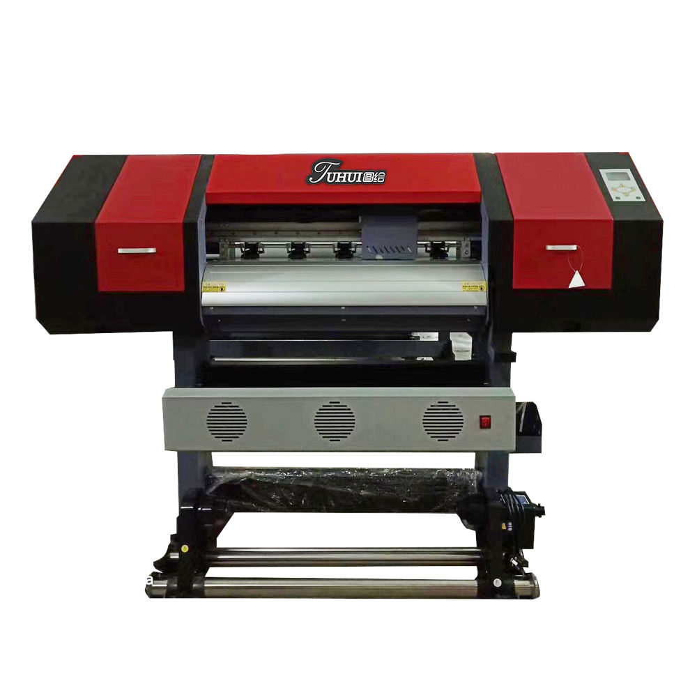 Manufacture price digital high precision 1440dpi mini 24 inch eco solvent printer 60 cm