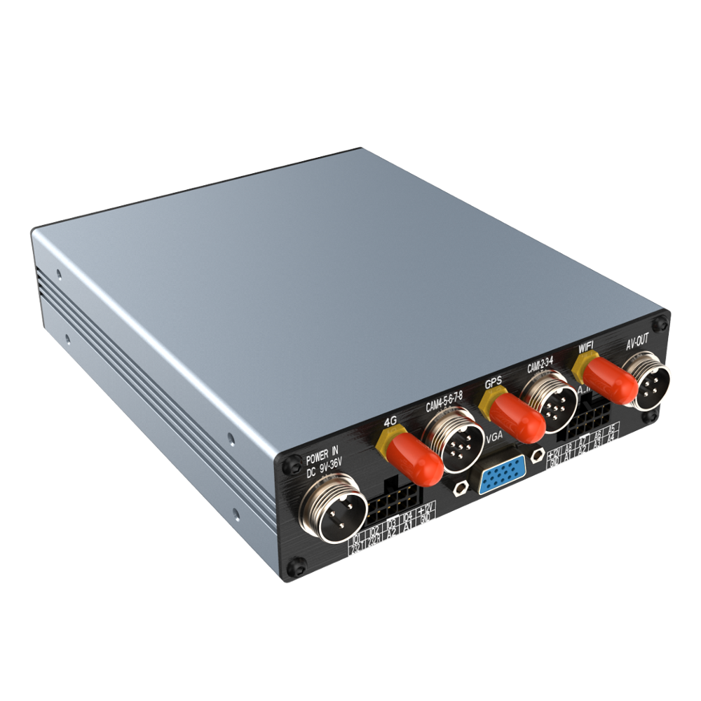 Hoge kwaliteit wifi 8-ch <span class=keywords><strong>dvr</strong></span> ssd <span class=keywords><strong>dvr</strong></span> 4g voertuig camera