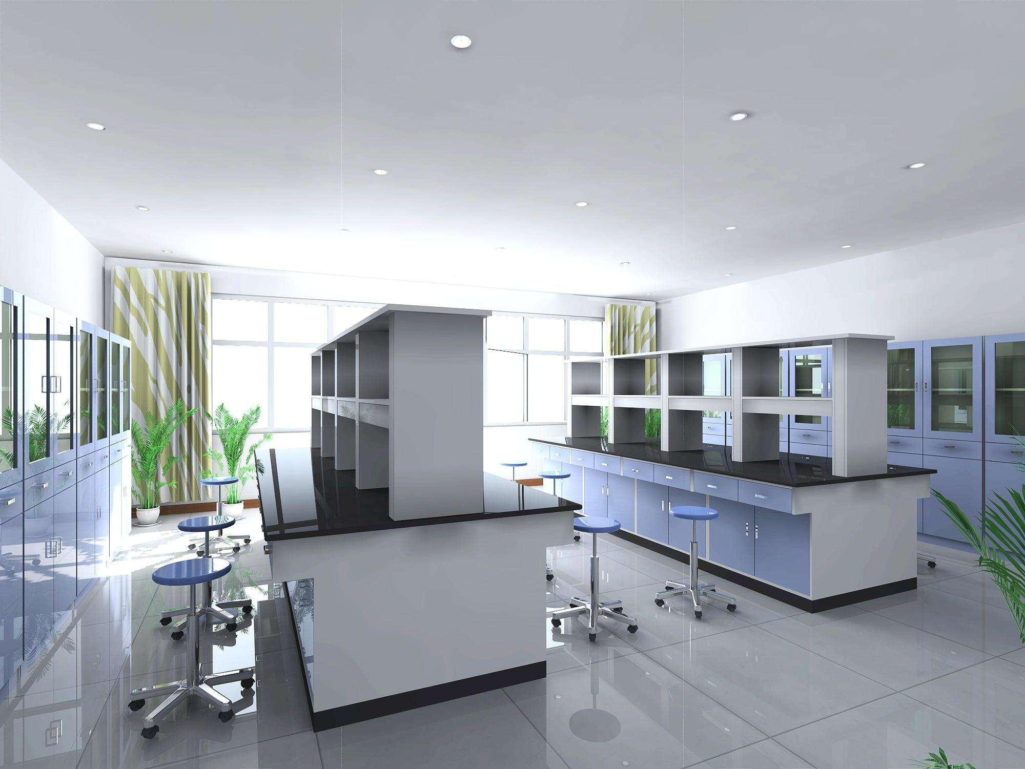 Biological Integrated Laboratory Furniture/professional Customized School Furniture