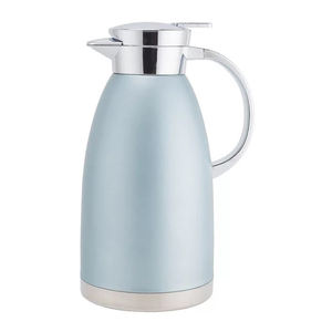 Two wall stainless steel thermos vacuum kettle thermos for cold water design