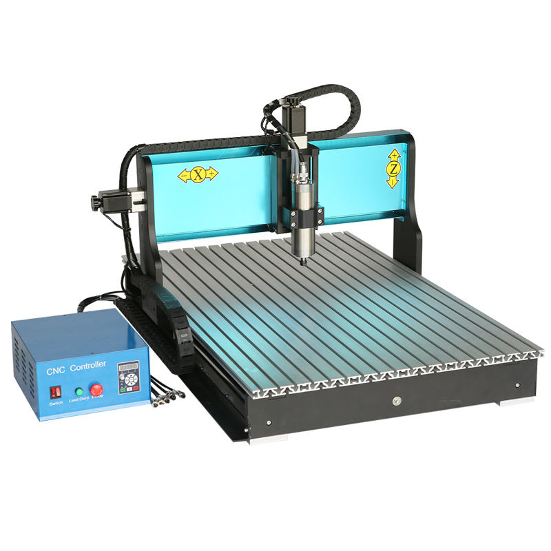 High Efficiency Metal Engraving Router 6090 Price Cnc Milling Machine