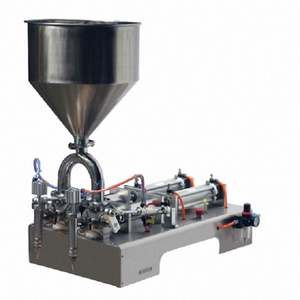 GFA-2Y-1000 CE certification stainless steel honey bottling equipment