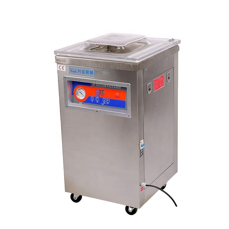 DUOQI ZF-400D series 201stainless steel body single-chamber vacuum packaging machine