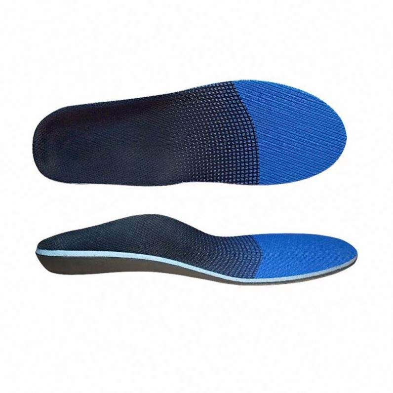 Orthotic Shoe Insoles for Flat Feet Arch Supports for Plantar Fasciitis Men Women Inserts Foot Pain Arch Pain Relief