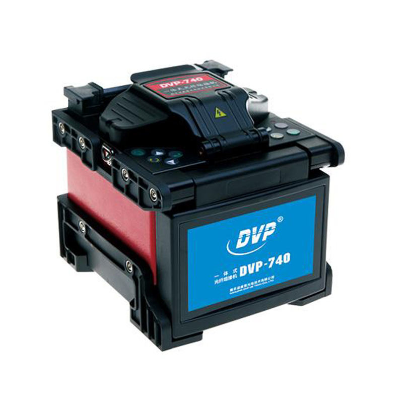 2020 year system self-check function fiber dvp 740 fusion splicer for large diameter