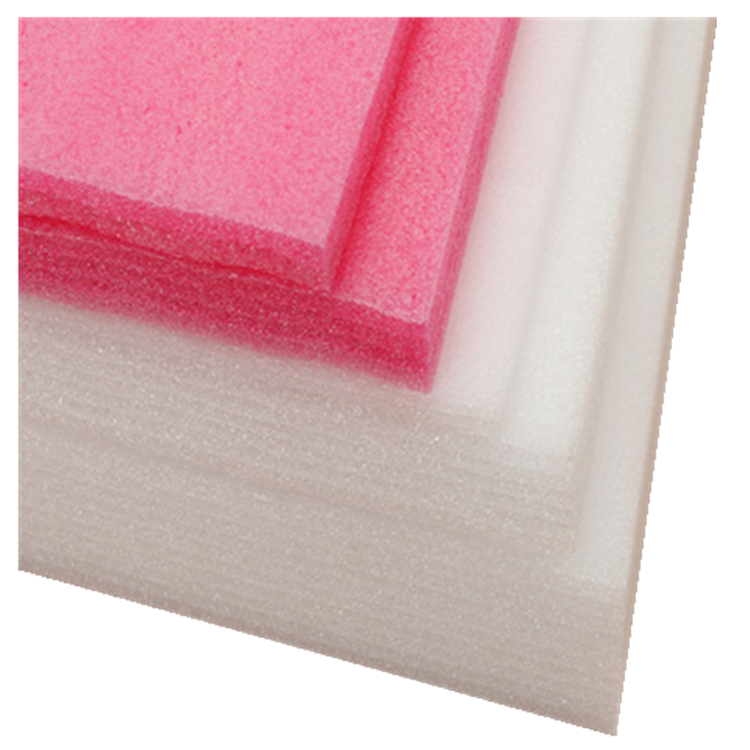 colourful epe pad foam sheet from China odm/oem foam sheets