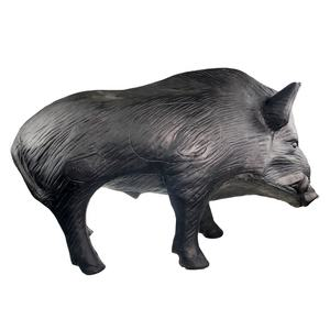 Alibow High quality 3D pig archery target animal shooting target for hunting training-OEM