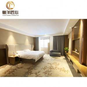 luxury bubble star hotel bed room furniture bedroom set hotel motel furniture