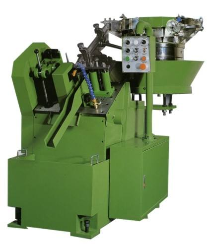 Automatic High Speed Flat Die Thread Rolling Machine