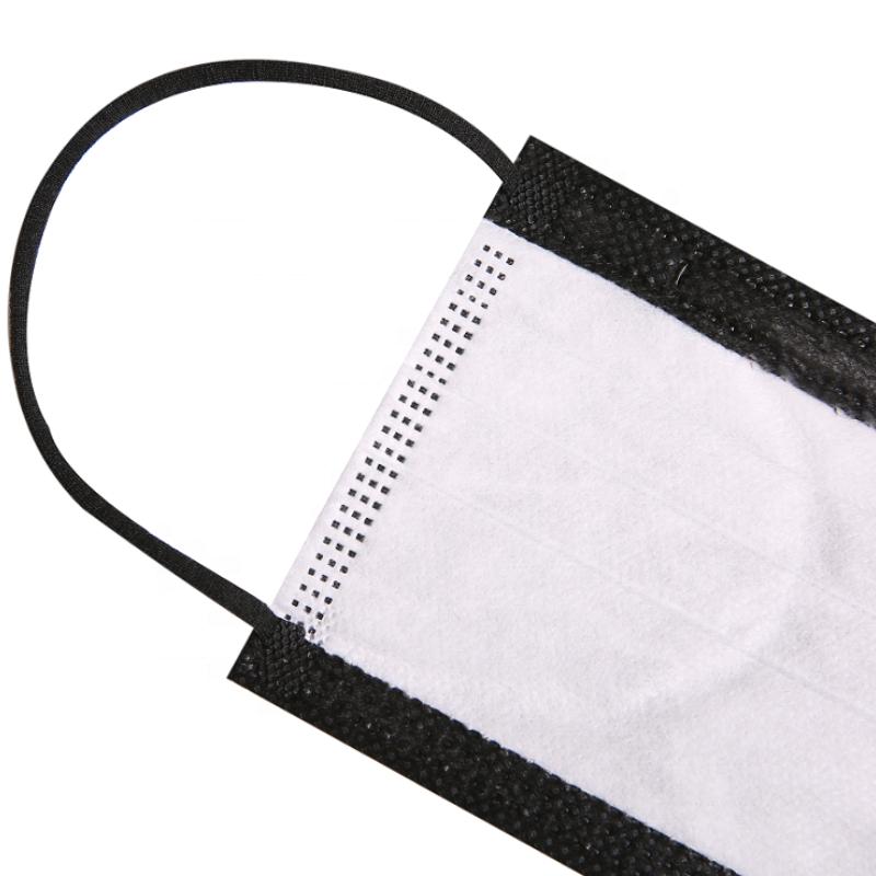 의료용 보호 먼지 3 ply 비 짠 일회용 의료 외과 마스크