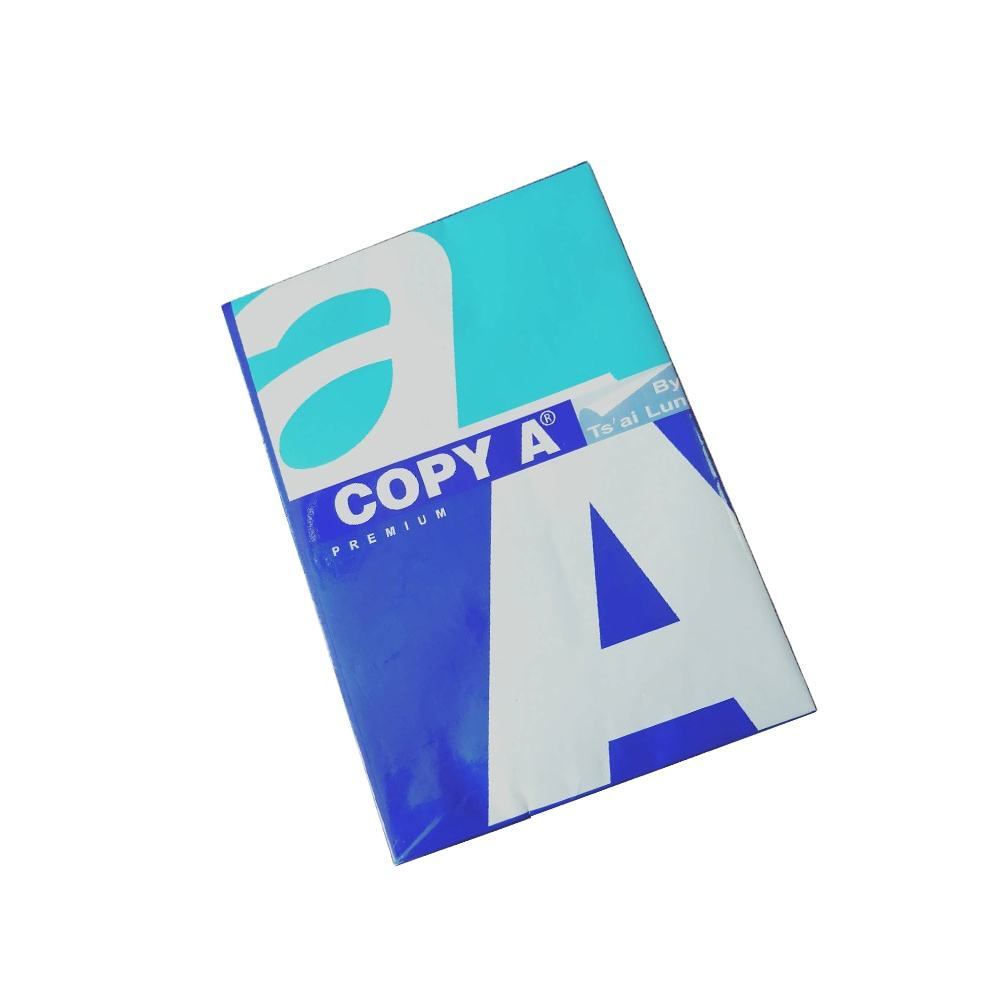 Wood pulp thin f4 copy paper80g