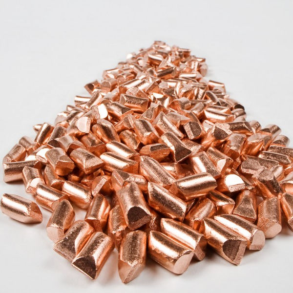 6N Cu 99.9999% Ultra High Purity Copper for aerospace