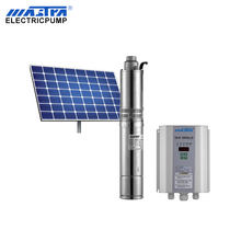 MASTRA solar powered submersible inverter borehole dc irrigation pumping system solar water pump