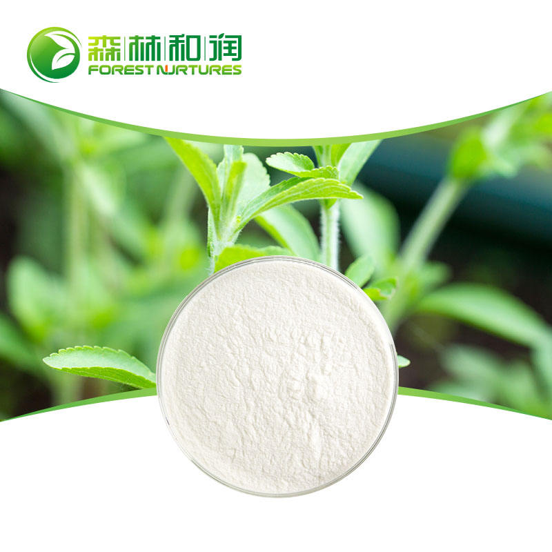 Food additive stevia extract Rebaudioside-A 97% 420 times sweetness hot sale