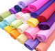 Wholesale Disposable Double Sided Crepe Paper