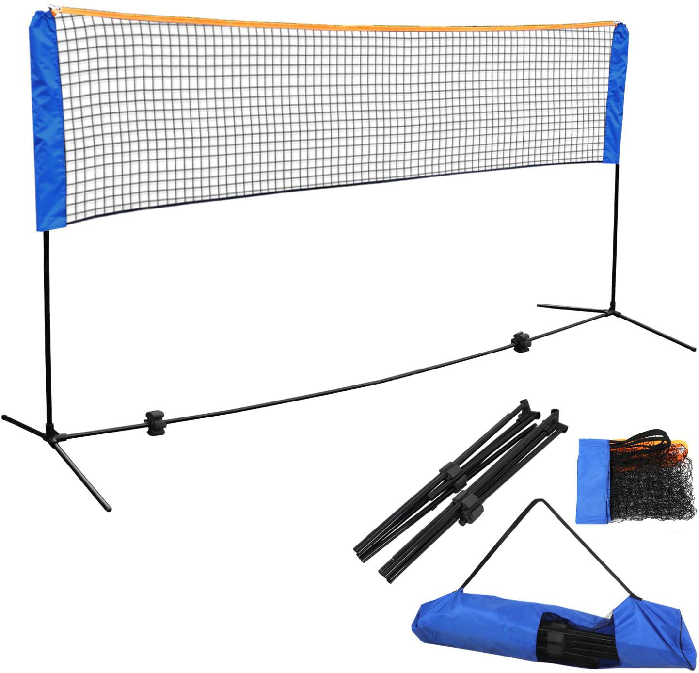 Sports Portable Indoor and Outdoor Net System Badminton Net