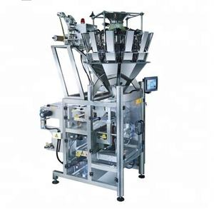 Today Machine bead packing machine/granule bbq veggie chips snack food bag filling skewers