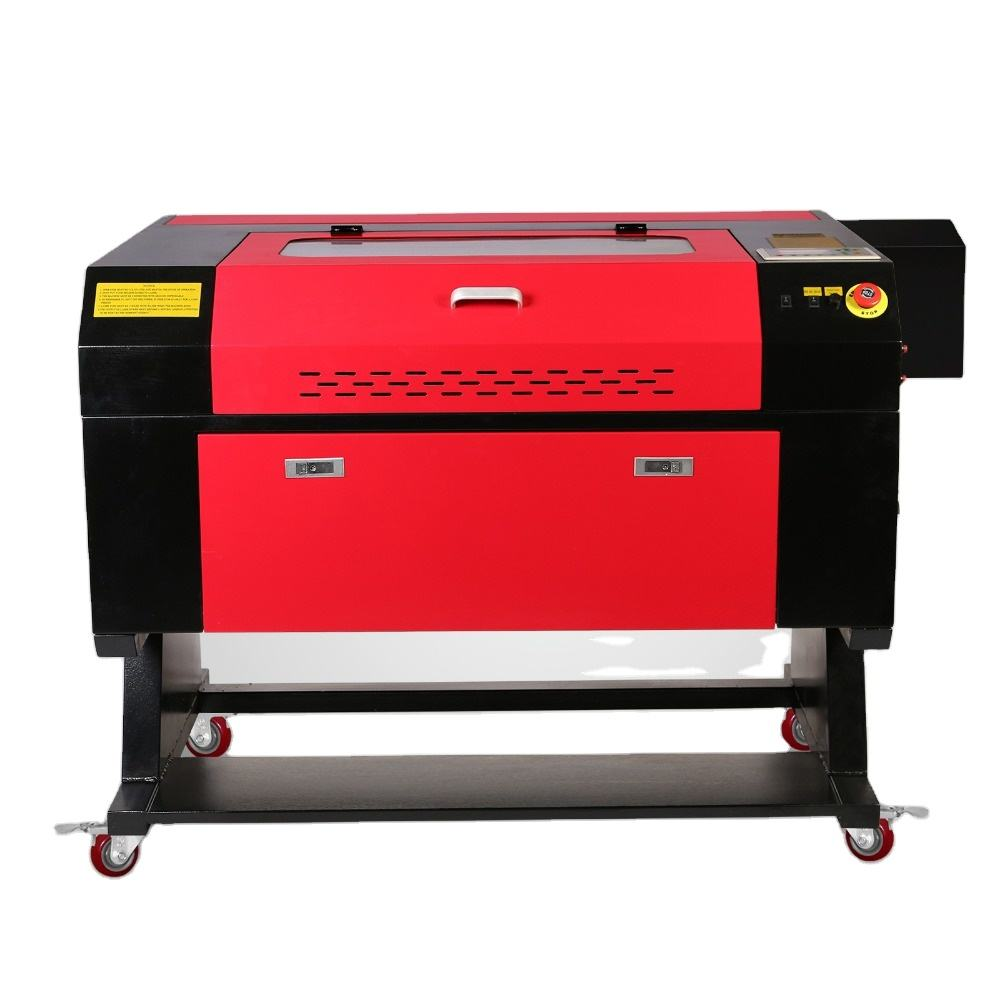 Made-in-China 7050 Co2 laser engraving machine cutter machine CNC laser engraver, DIY laser marking machine, carving machine