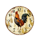Factory Wholesale Home Decoration China Cheap wall clock Classic design wooden wall clock