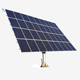 10kw solar photovoltaic panel system