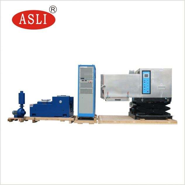 temperature/humidity/vibration integrated environmental tester system